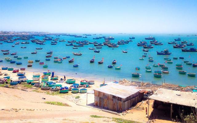 Chợ làng chài Mũi Né